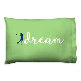 Golf Pillowcase - Dream