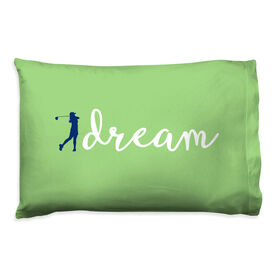 Golf Pillowcase - Dream