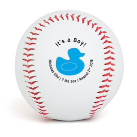Custom Baseball It's A Boy