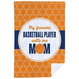 Basketball Premium Blanket - My Favorite Player