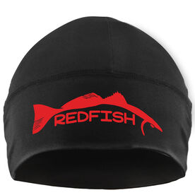 Beanie Performance Hat - Redfish