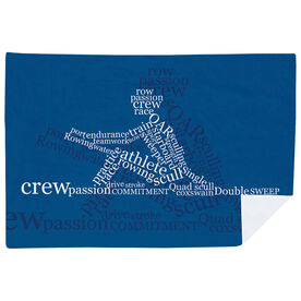 Crew Premium Blanket - Crew Words