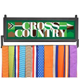 AthletesWALL Medal Display - Cross Country Mosaic