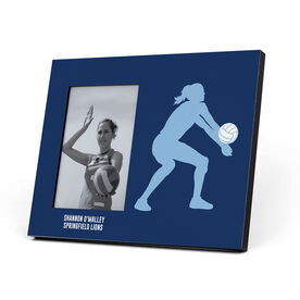 Volleyball Photo Frame - Girl Player