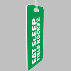 Field Hockey Bag/Luggage Tag - Eat Sleep Field Hockey