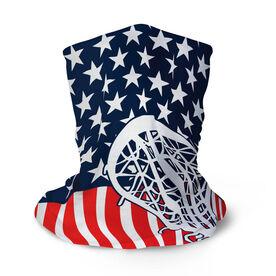 Girls Lacrosse Multifunctional Headwear - Stars and Stripes RokBAND