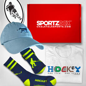 Hockey SportzBox Gift Set - Five-Hole