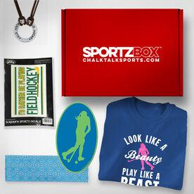 Field Hockey SportzBox Gift Set - Hat Trick