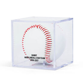 Baseball Square Ball Display