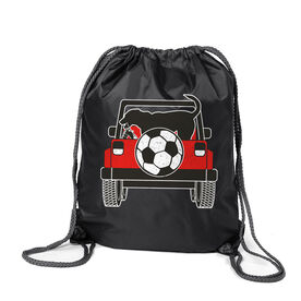 Soccer Sport Pack Cinch Sack - Soccer Cruiser