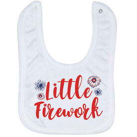Baby Bib - Little Firework