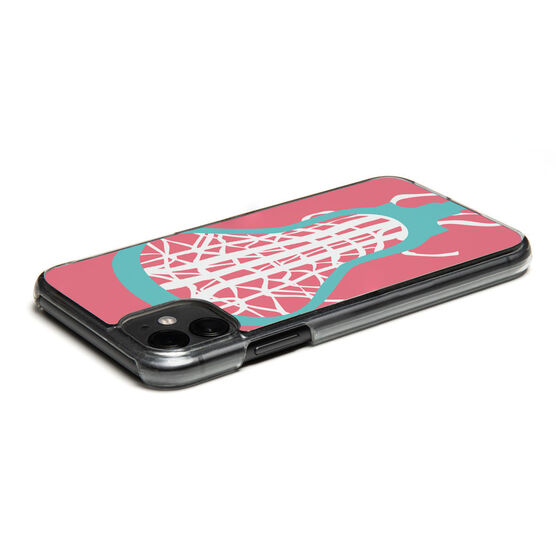 Girls Lacrosse iPhone® Case - Lax is Life
