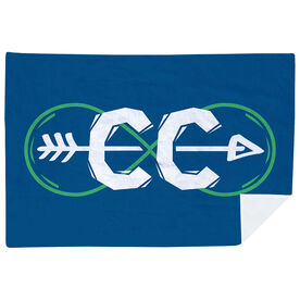 Cross Country Premium Blanket - Infinity