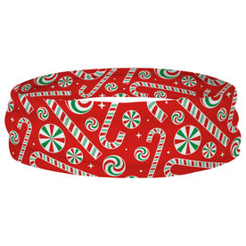 Multifunctional Headwear - Candy Canes RokBAND