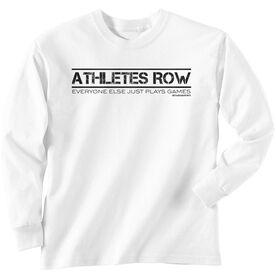 Crew Tshirt Long Sleeve Athletes Row