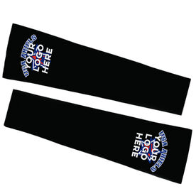 Gymnastics Printed Arm Sleeves - Your Logo