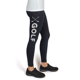 Golf High Print Leggings Golf