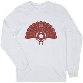 Soccer Long Sleeve T-Shirt - Turkey Player