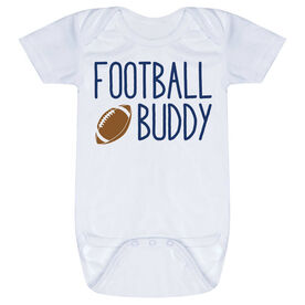 Football Baby One-Piece - Football Buddy