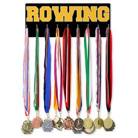 Crew Hooked on Medals Hanger - Word