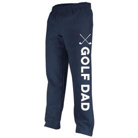 Golf Fleece Sweatpants Golf Dad