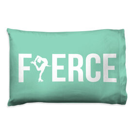Figure Skating Pillowcase - Fierce