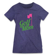 Women's Everyday Golf Tee Golf Mom