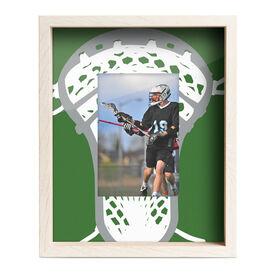 Guys Lacrosse Premier Frame - Close Up Stick