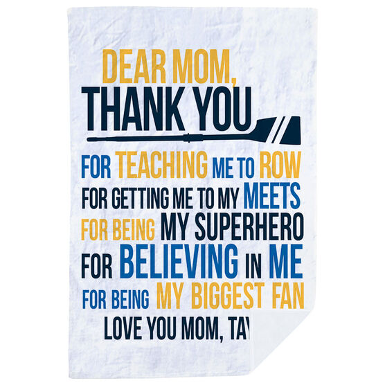 Crew Premium Blanket - Dear Mom