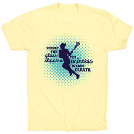 Lacrosse T-Shirt Short Sleeve Forget The Glass Slippers Lacrosse