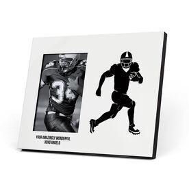 Football Photo Frame - Runningback