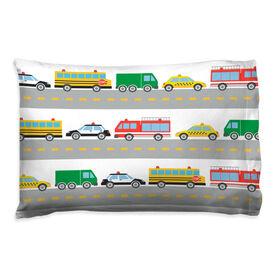 Pillowcase - Cars