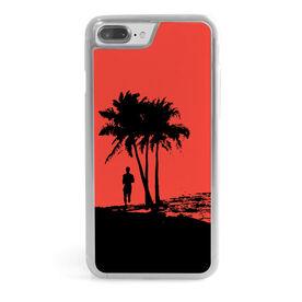 Running iPhone® Case - Beach Run