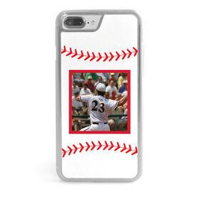 Baseball iPhone® Case - Ball Your Photo