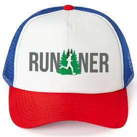 Running Trucker Hat - Runner Tree