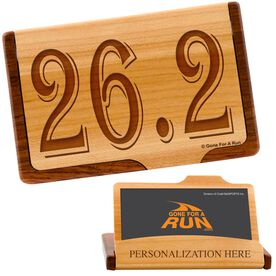26.2 Maple Business Card/Credit Card Holder