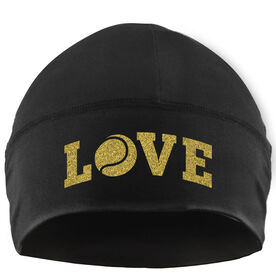 Beanie Performance Hat - LOVE with Tennis Ball