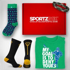 Lacrosse SportzBox Gift Set - Longpole D-Man