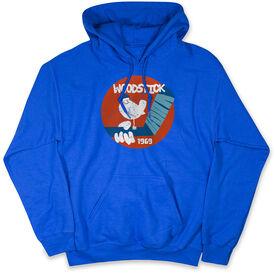 Hockey Hooded Sweatshirt - Woodstick
