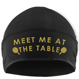 Beanie Performance Hat - Meet Me At The Table