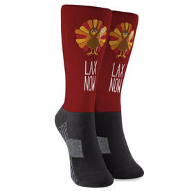 Lacrosse Printed Mid-Calf Socks - Lacrosse Turkey