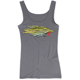 Fly Fishing Women's Athletic Tank Top Deceiver