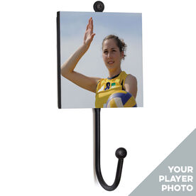 Volleyball Medal Hook - Your Photo
