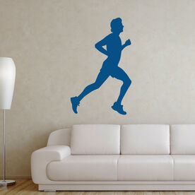 Runner Guy GoneForaRunGraphix Wall Decal
