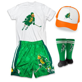 St. Patrick's Day Hockey Outfit