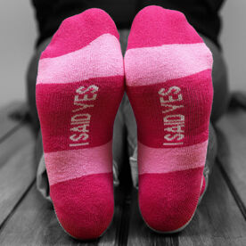 Socrates® Woven Performance Sock - Bride