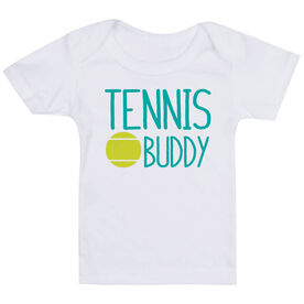 Tennis Baby T-Shirt - Tennis Buddy