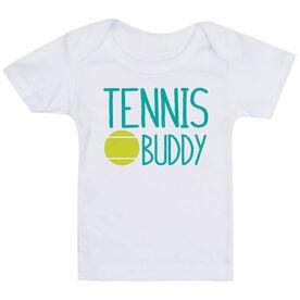 Tennis Baby T-Shirt - Tennis Buddy