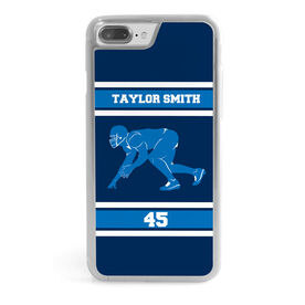 Football iPhone® Case - Personalized Linebacker