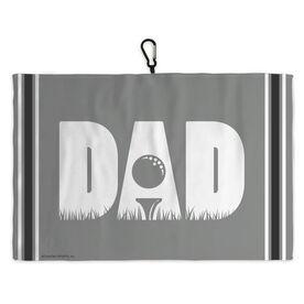 Golf Bag Towel Dad